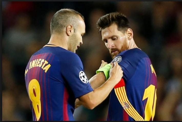 Le Barça nomme ses capitaines1