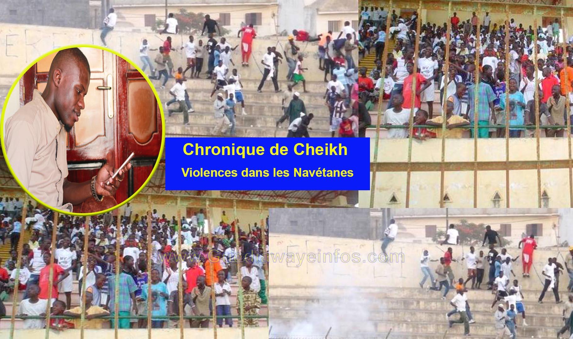 cheikh tidiane Ba